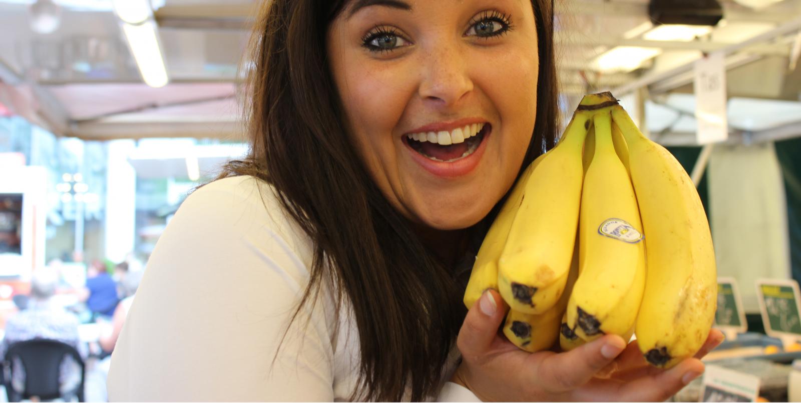 Hebben bananen een stoppend effect?